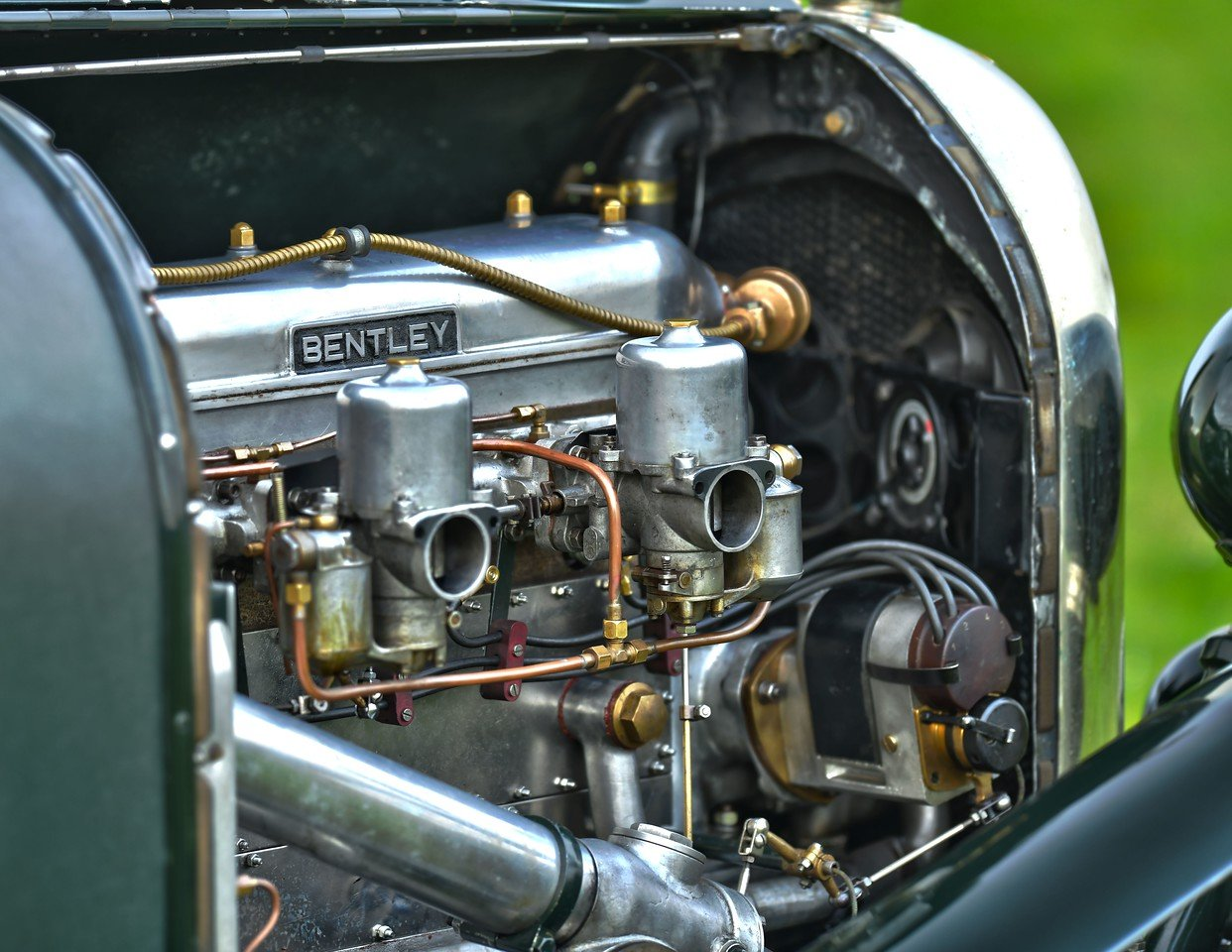 1924 Bentley 3 4.5 le Mans Style Tourer SOLD (picture 6 of 6)