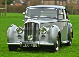 1950 Bentley Mark VI For Sale