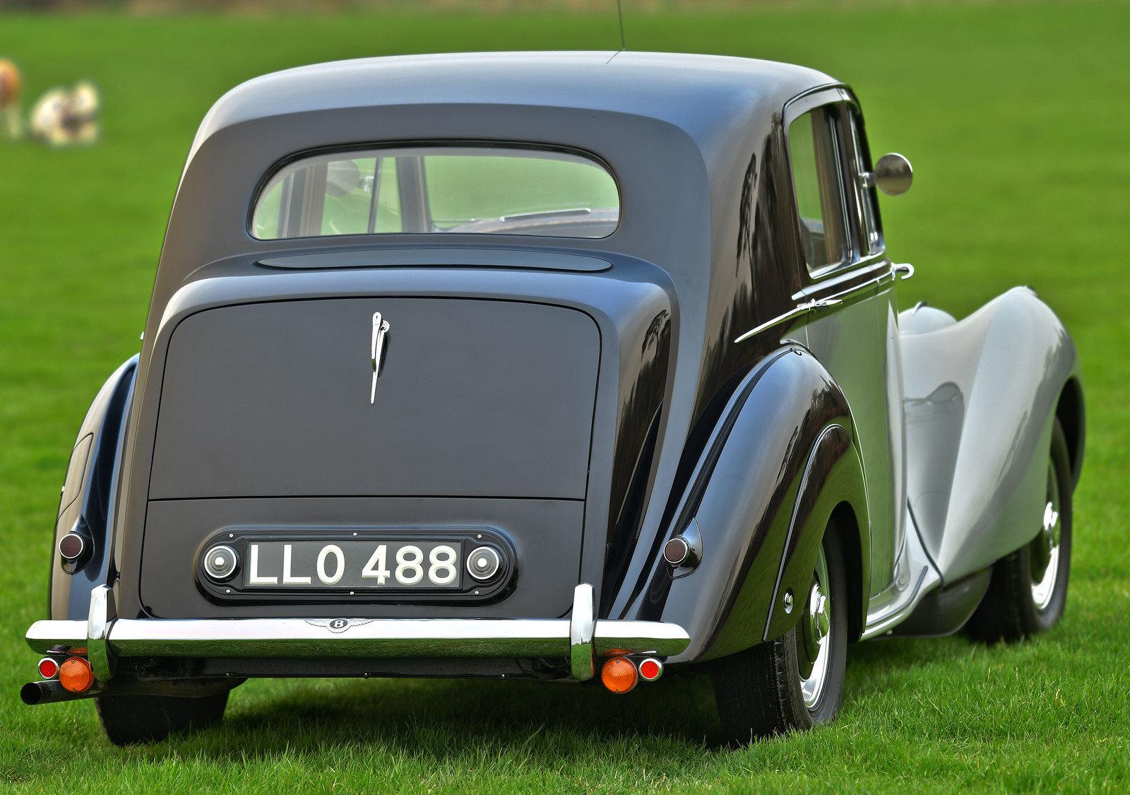 1950 Bentley Mark VI SOLD (picture 2 of 6)