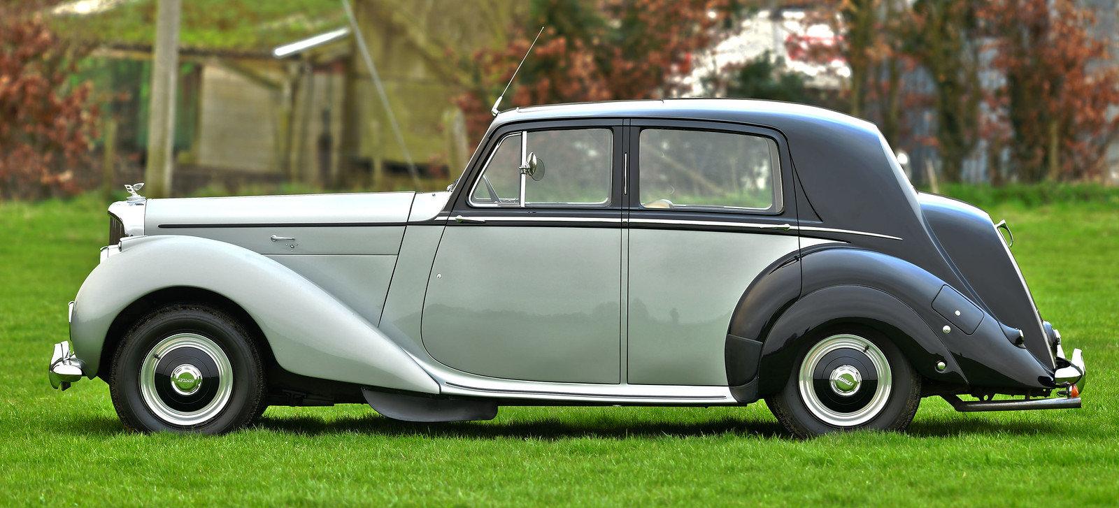 1950 Bentley Mark VI SOLD (picture 3 of 6)