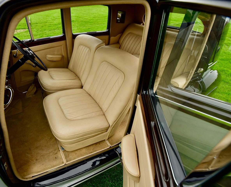 1950 Bentley Mark VI SOLD (picture 5 of 6)