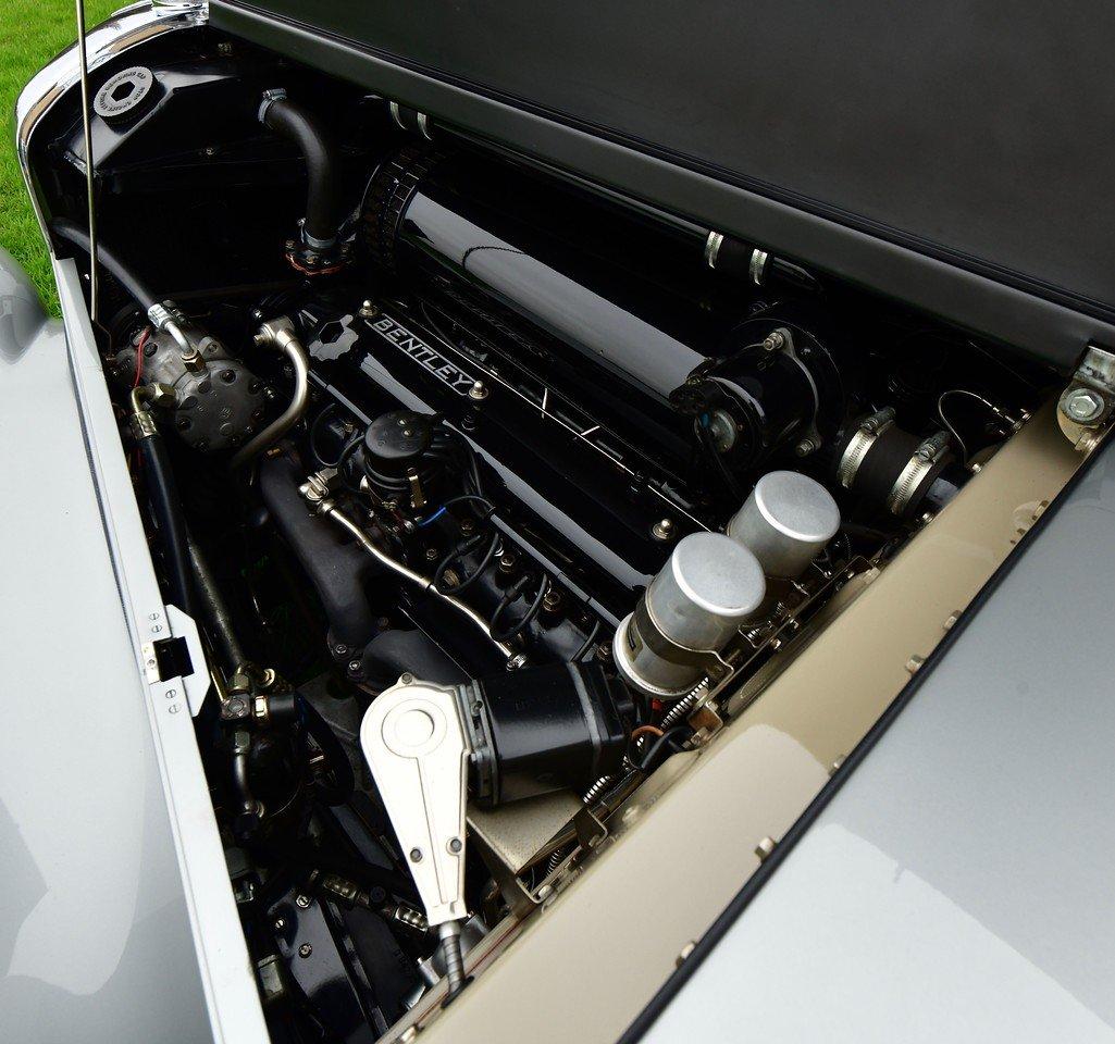 1950 Bentley Mark VI SOLD (picture 6 of 6)