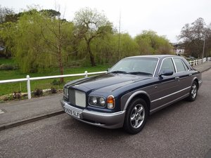1999 Bentley Arnage 4.4 V8 Only 22,000 miles SOLD