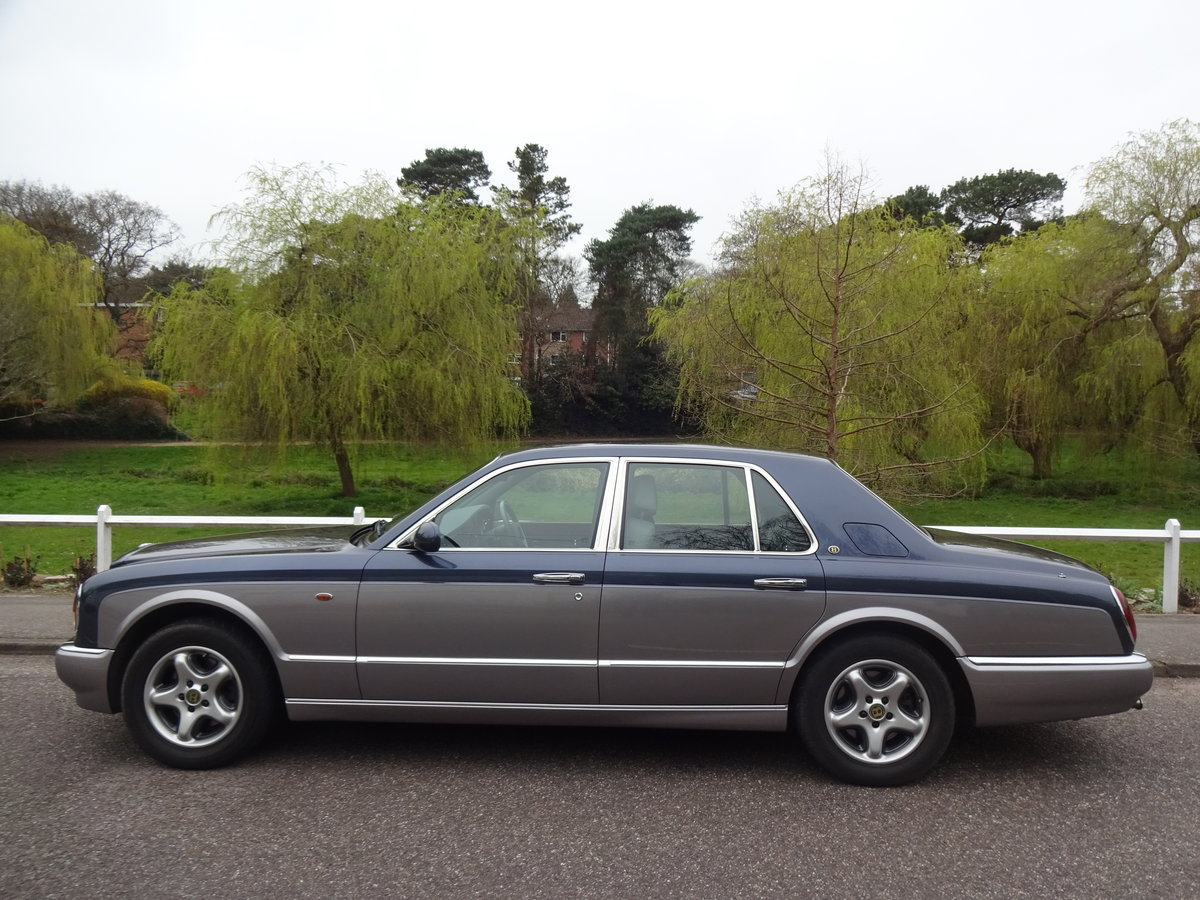 1999 Bentley Arnage 4.4 V8 Only 22,000 miles For Sale (picture 2 of 6)