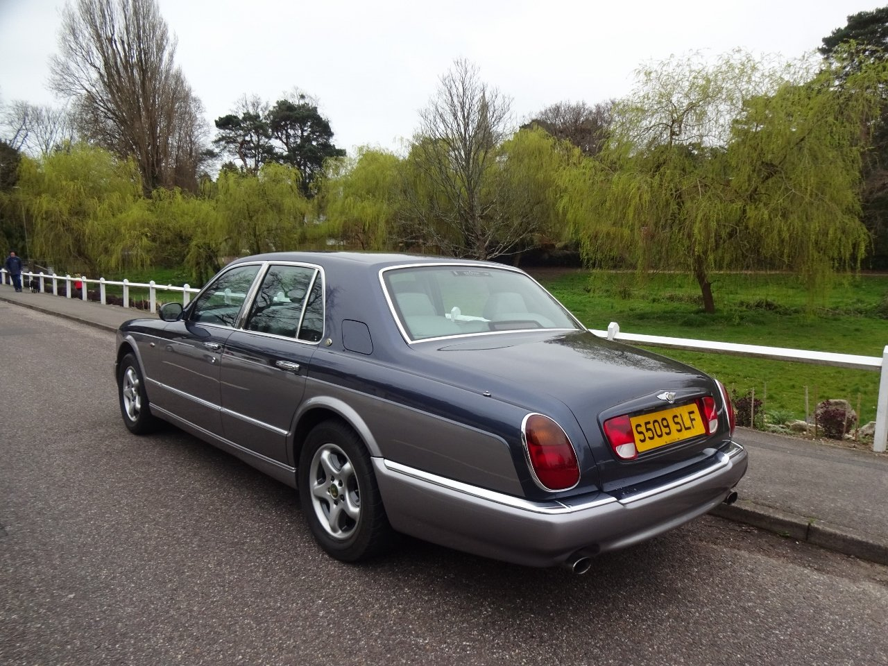 1999 Bentley Arnage 4.4 V8 Only 22,000 miles For Sale (picture 3 of 6)