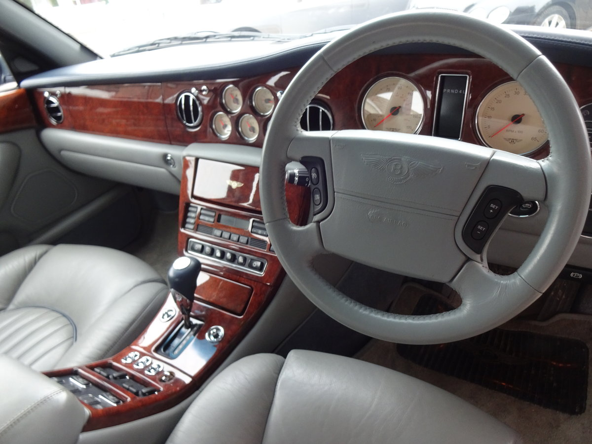 1999 Bentley Arnage 4.4 V8 Only 22,000 miles For Sale (picture 4 of 6)