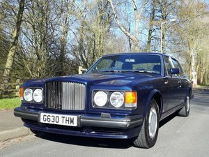 1989 Bentley Turbo R at ACA 13th April For Sale