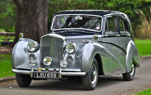 1951 Bentley Mark VI Countryman  by Harold Radford For Sale