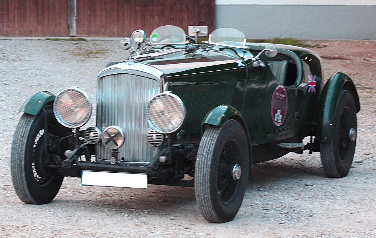 1935 Bentley 3,5 Derby Special For Sale (picture 1 of 6)