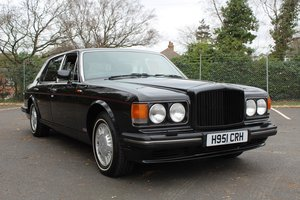 Bentley Turbo RL 1990 - to be auctioned 26-04-19 For Sale by Auction