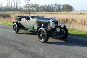 Bentley Le Mans Special 1935 For Sale