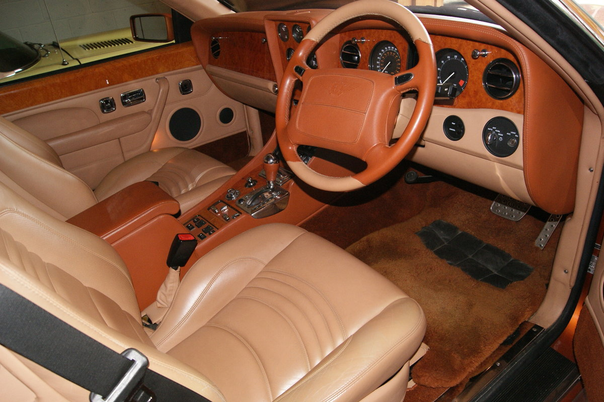 1998 Bentley Continental SC BIRMINGHAM INT MOTOR SHOW CAR For Sale (picture 4 of 6)