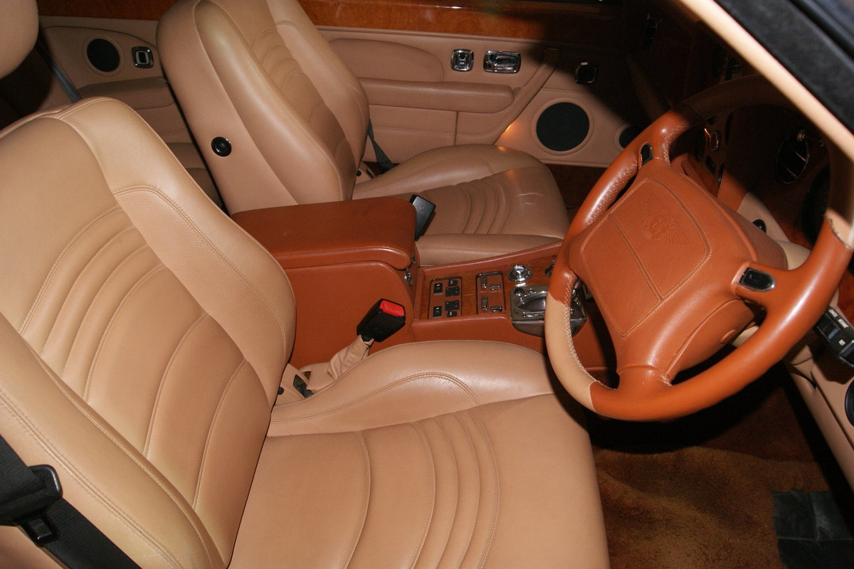 1998 Bentley Continental SC BIRMINGHAM INT MOTOR SHOW CAR For Sale (picture 5 of 6)