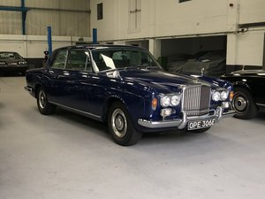 1967 Bentley Mulliner Park Ward 2 Door Coupé  For Sale