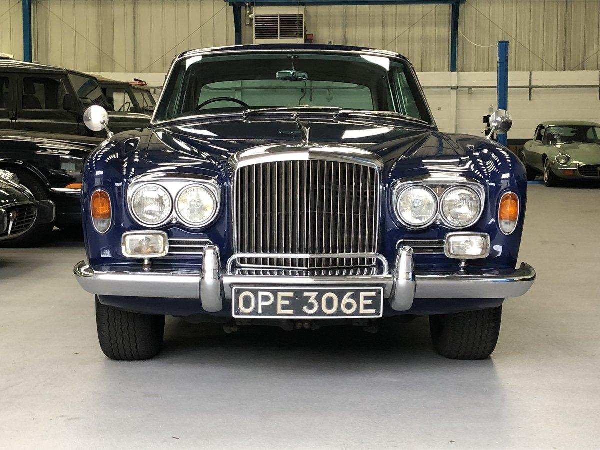 1967 Bentley Mulliner Park Ward 2 Door Coupé  For Sale (picture 2 of 6)