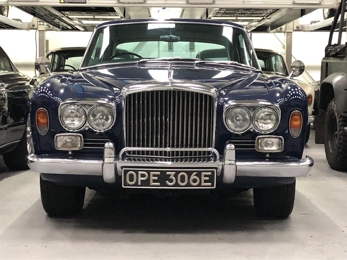 1967 Bentley Mulliner Park Ward 2 Door Coupé  For Sale (picture 3 of 6)