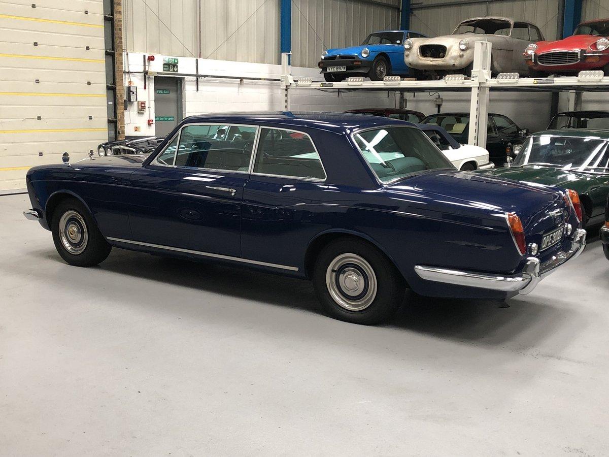 1967 Bentley Mulliner Park Ward 2 Door Coupé  For Sale (picture 4 of 6)