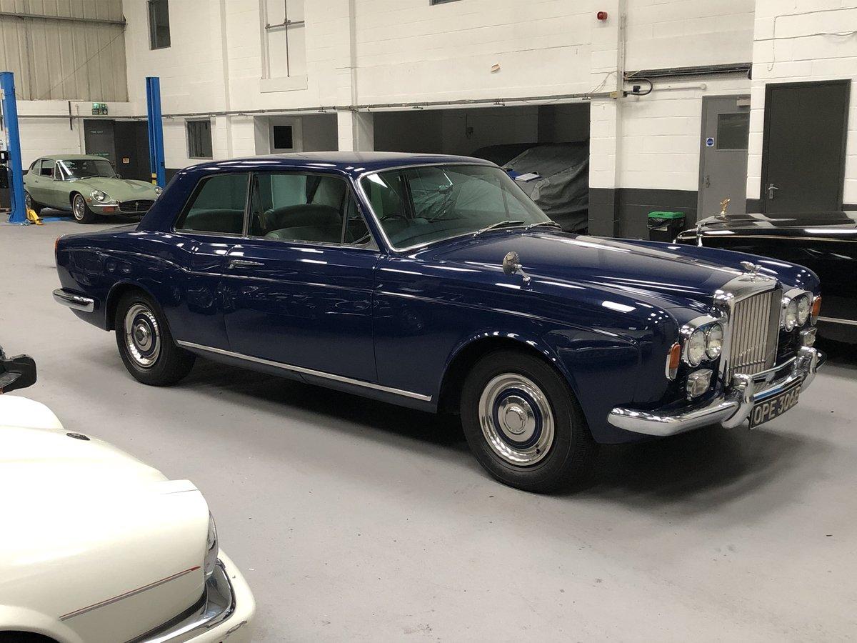 1967 Bentley Mulliner Park Ward 2 Door Coupé  For Sale (picture 5 of 6)