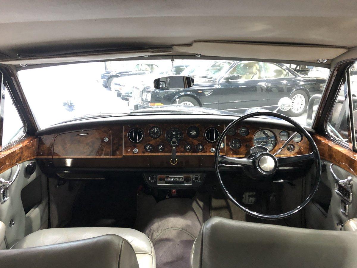 1967 Bentley Mulliner Park Ward 2 Door Coupé  For Sale (picture 6 of 6)