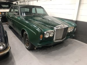 Bentley Mulliner Park Ward 2 Door Coupé Barn Find Project