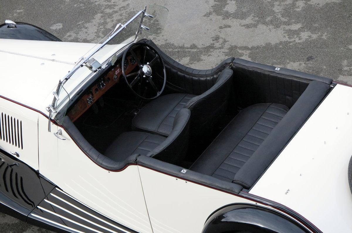 1935 Bentley 3 ½  Litre 'Cutaway Door' Open Tourer B192DG For Sale (picture 6 of 6)