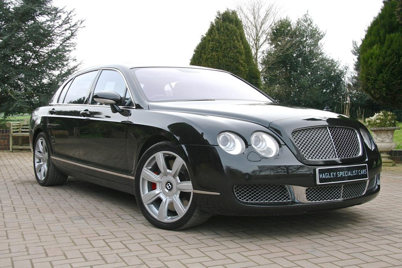 2006/06 BENTLEY CONTINENTAL 6.0 W12 (552 BHP) FLYING SPUR For Sale (picture 1 of 6)