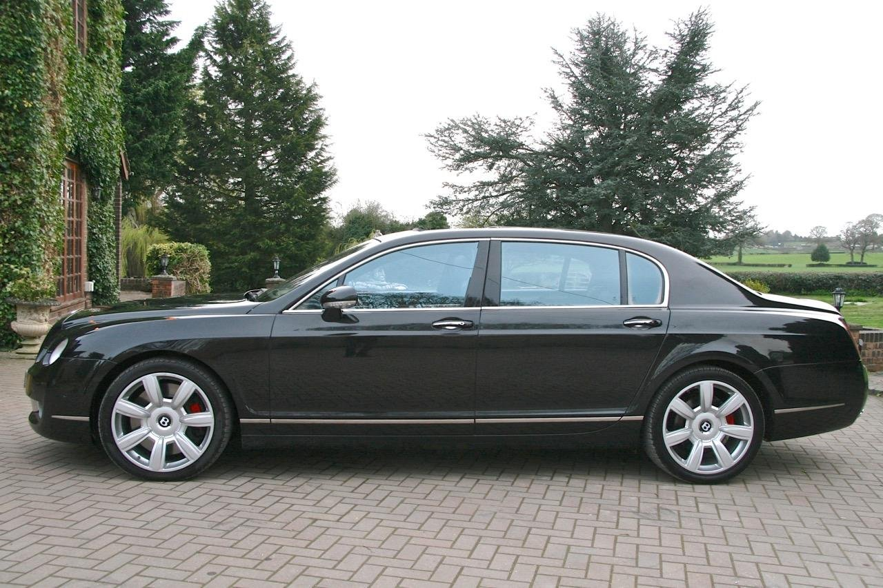 2006/06 BENTLEY CONTINENTAL 6.0 W12 (552 BHP) FLYING SPUR For Sale (picture 2 of 6)