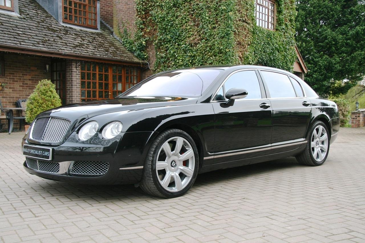 2006/06 BENTLEY CONTINENTAL 6.0 W12 (552 BHP) FLYING SPUR For Sale (picture 5 of 6)