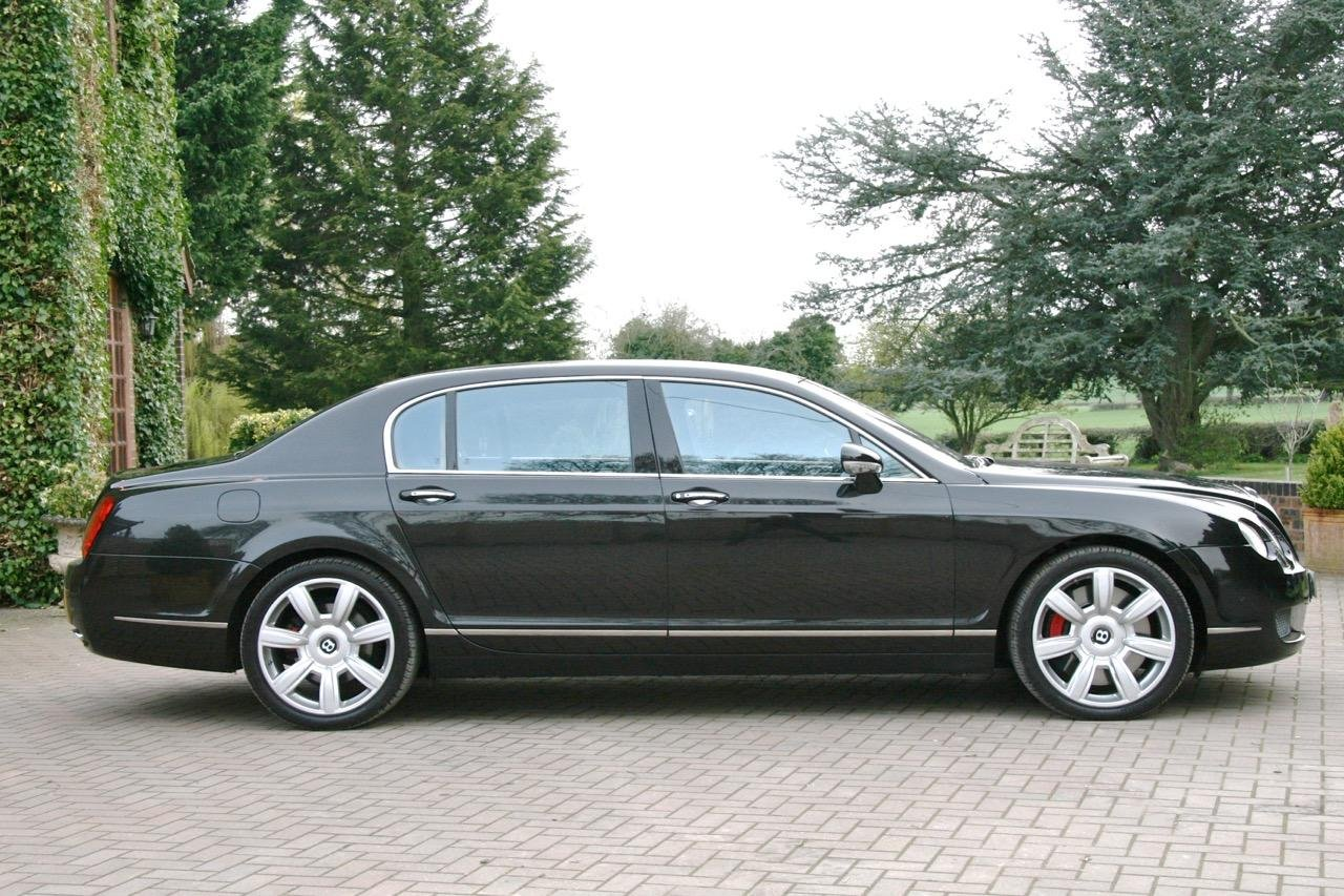 2006/06 BENTLEY CONTINENTAL 6.0 W12 (552 BHP) FLYING SPUR For Sale (picture 6 of 6)