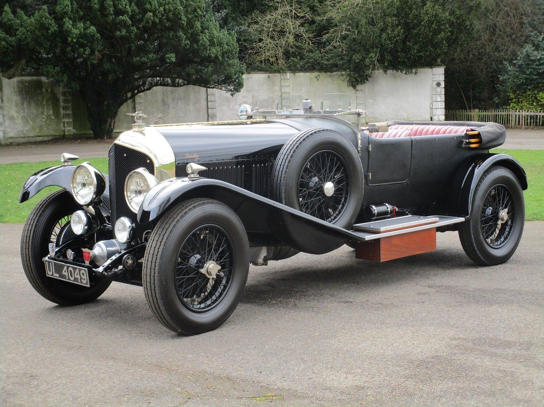 1929 6 1/2 Litre Vanden Plas Style Open Tourer For Sale (picture 1 of 1)