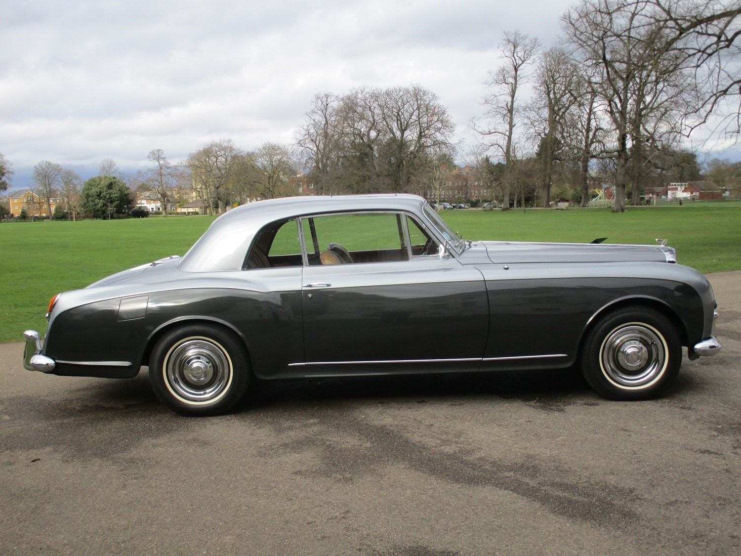 1957 Bentley S1 Continental Coupe by Park Ward For Sale (picture 1 of 1)
