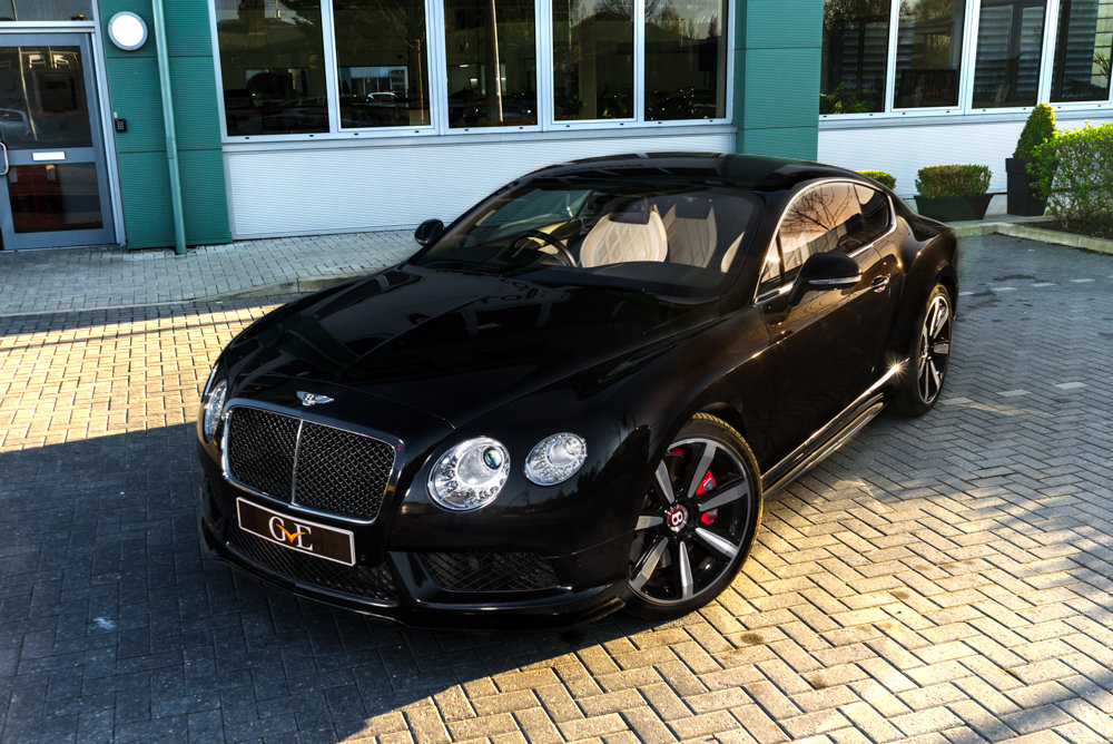 Bentley  Continental GT S Black 2014 /64  SOLD (picture 1 of 6)