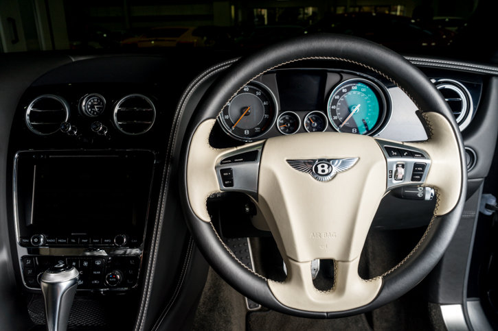Bentley  Continental GT S Black 2014 /64  For Sale (picture 4 of 6)