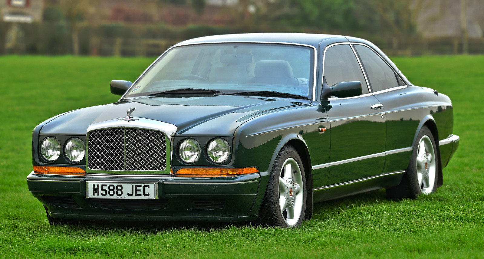 1995 Bentley Continental S For Sale (picture 1 of 6)