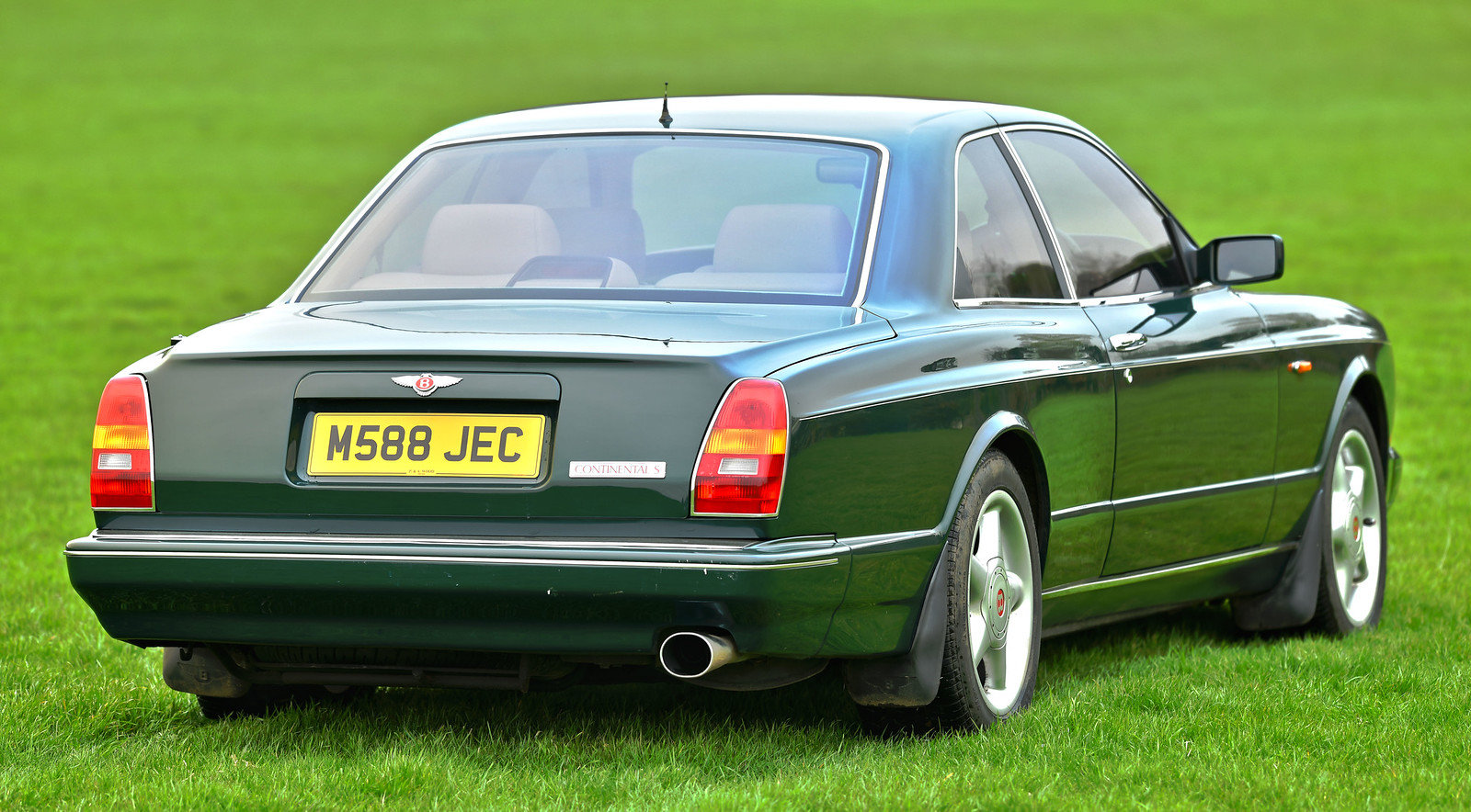 1995 Bentley Continental S For Sale (picture 3 of 6)