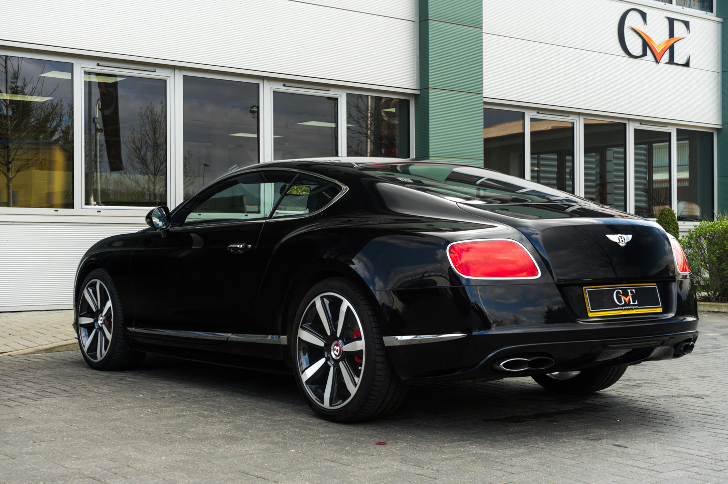 Bentley  Continental GT S Black 2014 /64  For Sale (picture 2 of 6)