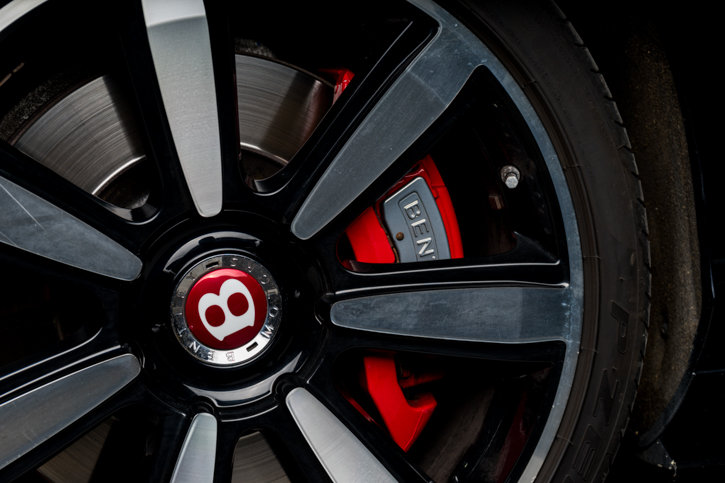 Bentley  Continental GT S Black 2014 /64  For Sale (picture 5 of 6)