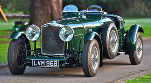 1951 Bentley MKVI Special Bodied Roadster For Sale