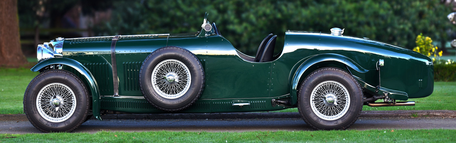 1951 Bentley MKVI Special Bodied Roadster For Sale (picture 3 of 6)