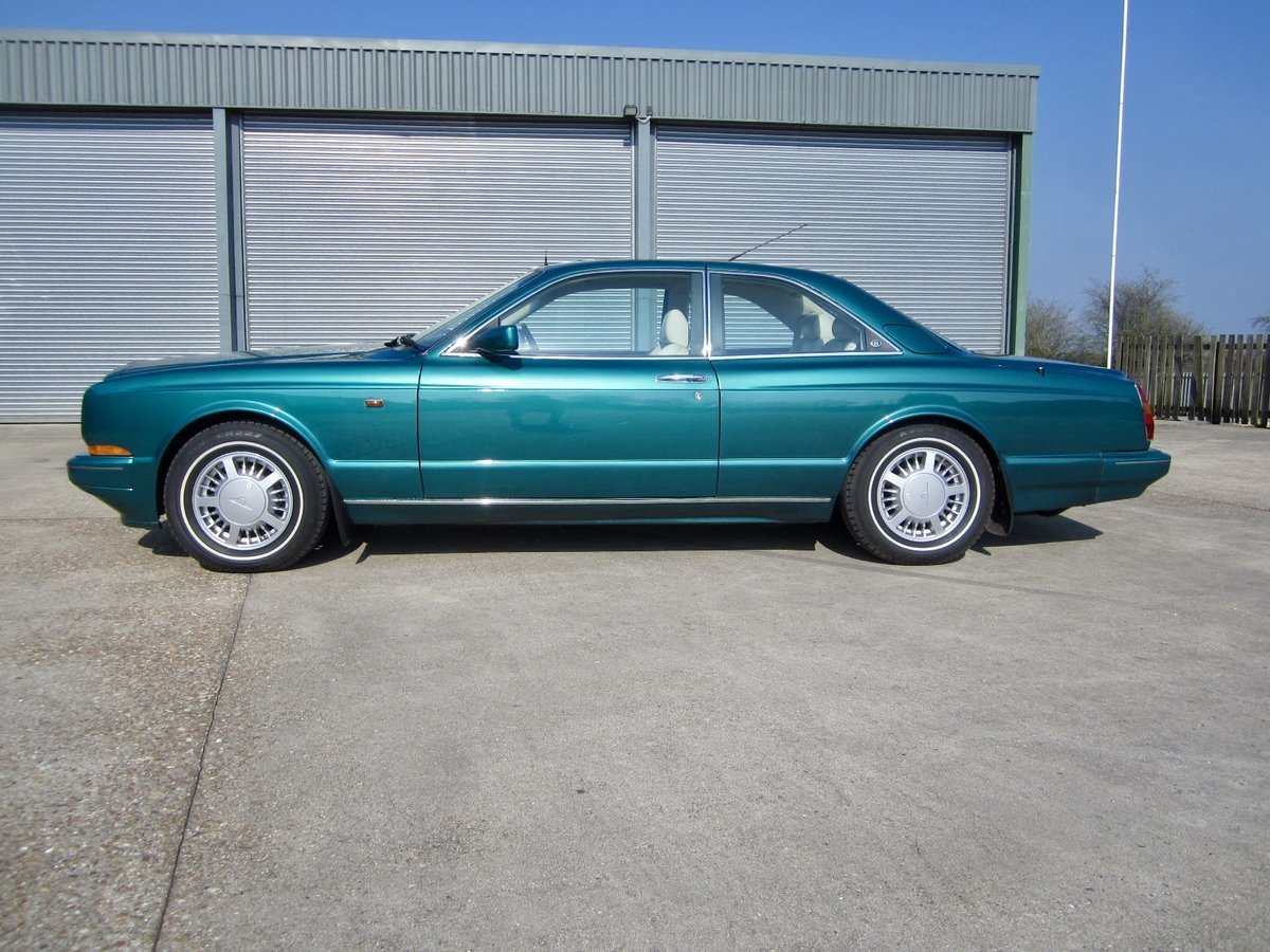 1993 Bentley Continental R For Sale (picture 3 of 6)