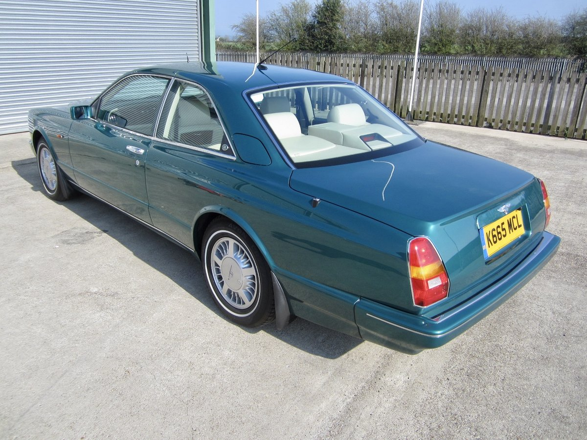 1993 Bentley Continental R For Sale (picture 4 of 6)