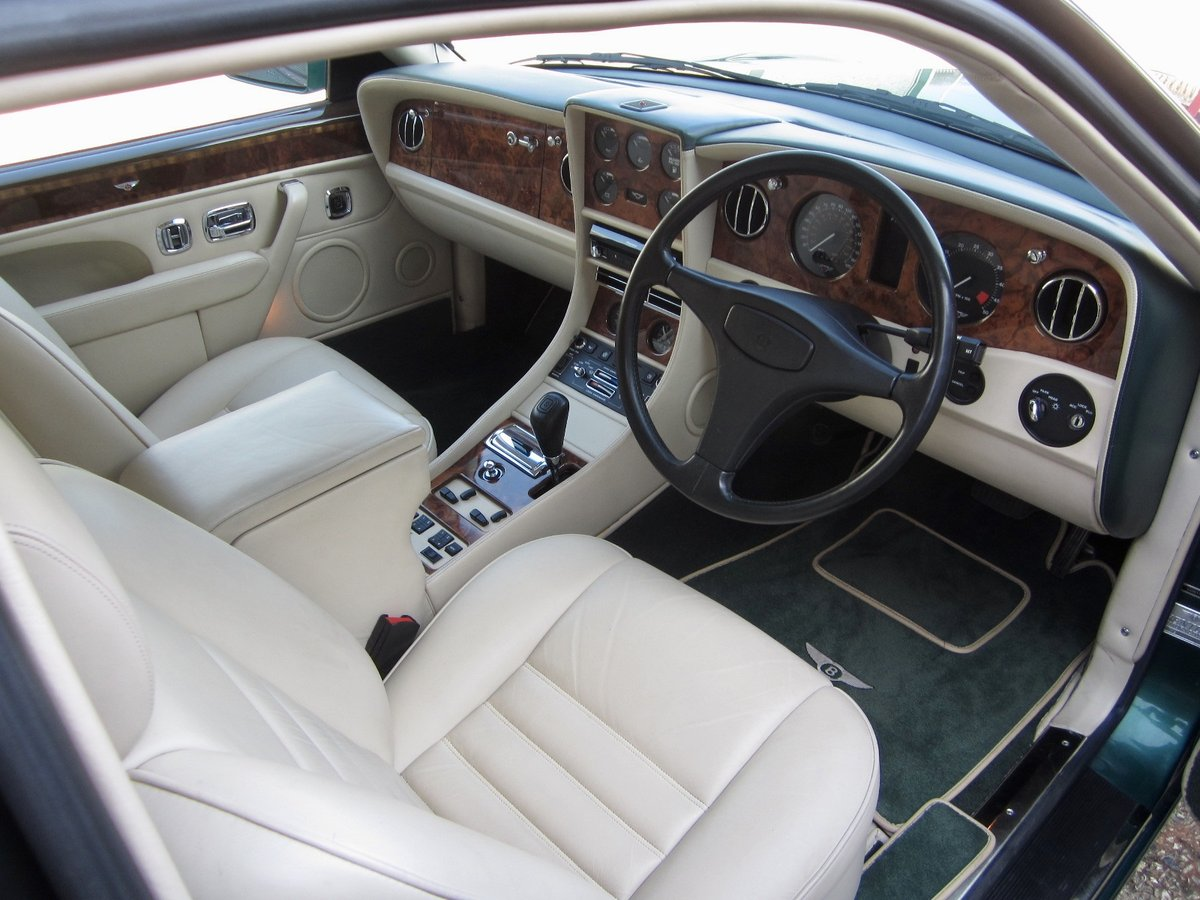 1993 Bentley Continental R For Sale (picture 5 of 6)