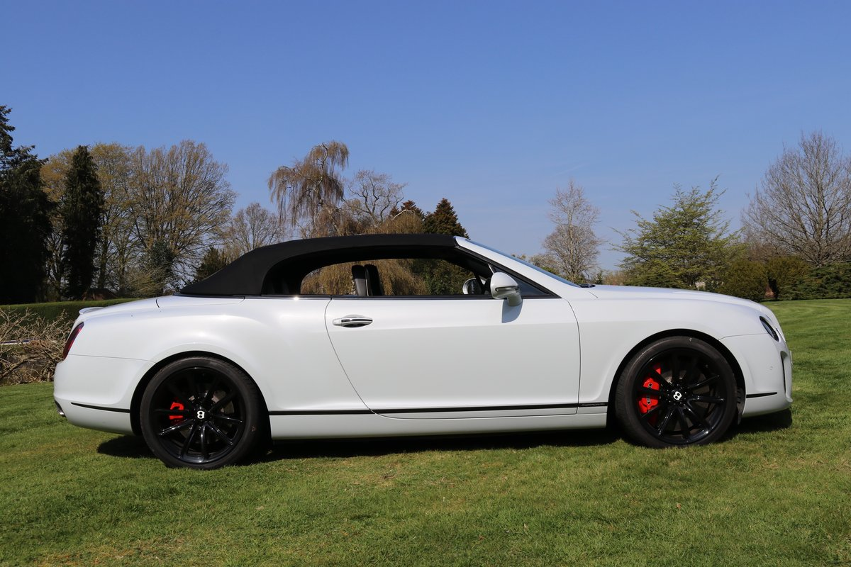2010 BENTLEY GTC SUPERSPORTS For Sale (picture 2 of 6)