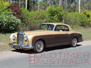 1956 Bentley S1 Continental Coupe by Park Ward