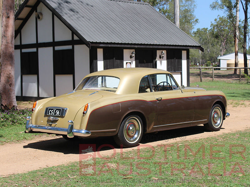 1956 Bentley S1 Continental Coupe by Park Ward For Sale (picture 2 of 6)