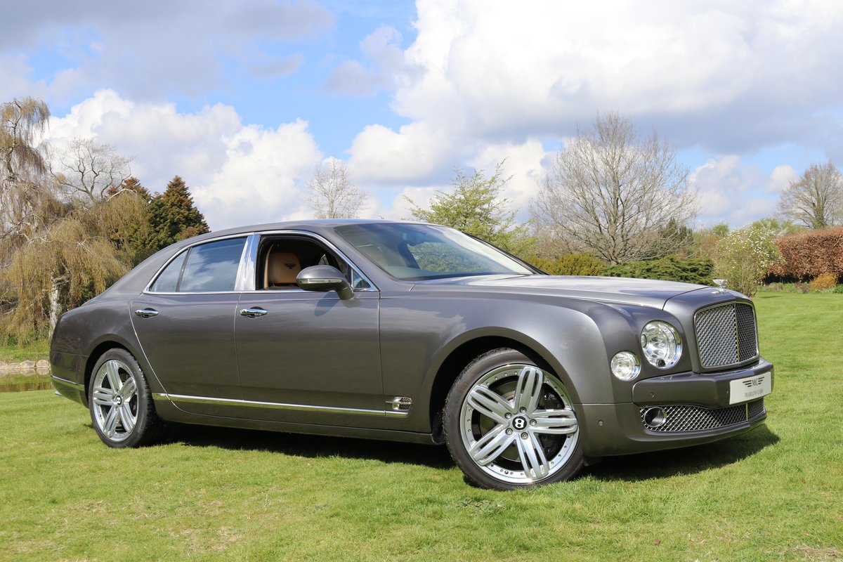 2010 BENTLEY MULSANNE For Sale (picture 1 of 6)