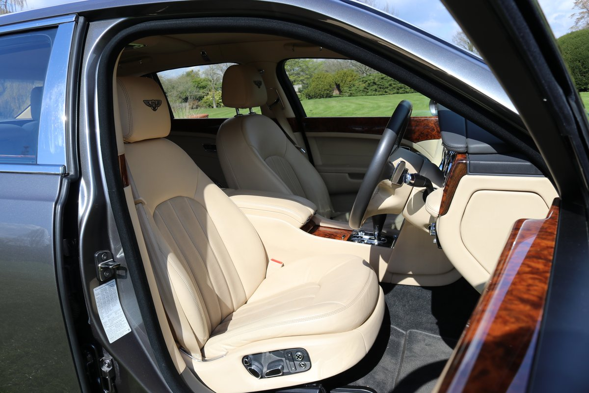 2010 BENTLEY MULSANNE For Sale (picture 2 of 6)