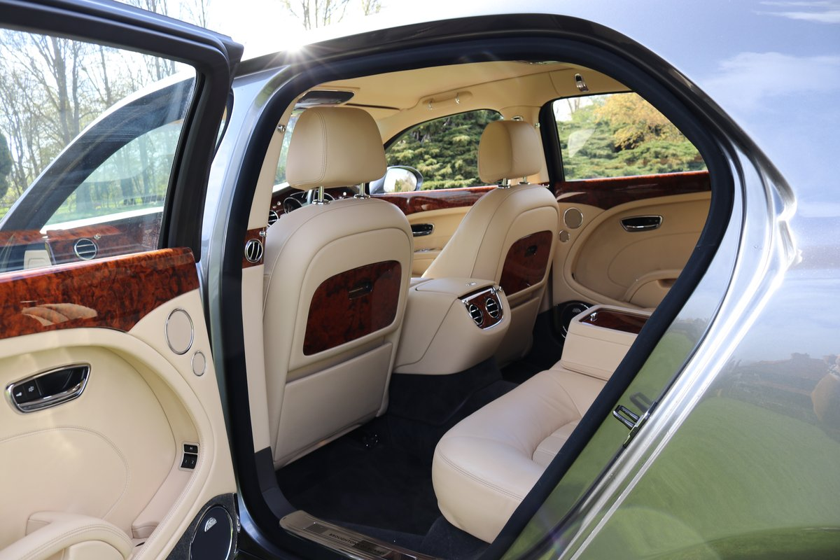 2010 BENTLEY MULSANNE For Sale (picture 5 of 6)