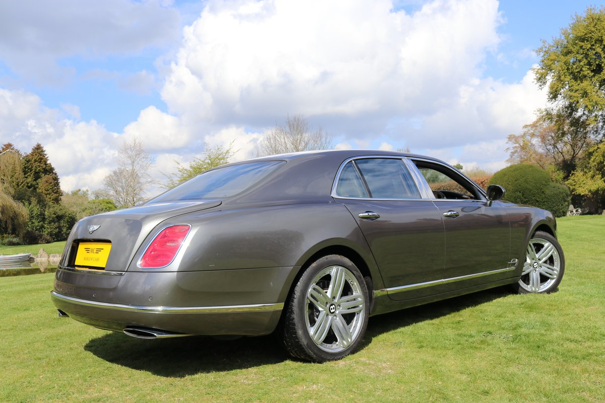 2010 BENTLEY MULSANNE For Sale (picture 6 of 6)