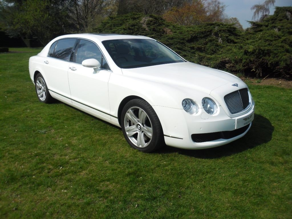 2008 Bentley Continental Flying Spur 5 SEATS For Sale (picture 1 of 6)